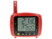 TR300 Logger temperature and