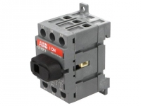 OT40F3 Switch-disconnector Poles