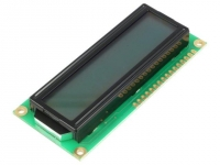 RC1602B-GHW-CSX Display LCD