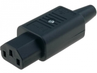 4782.0100 Connector AC mains IEC