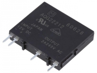 AQG22212 Relay solid state