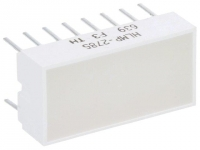 HLMP-2785 LED backlight yellow