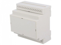 D5MG Enclosure for DIN rail mounting Y90.2mm
