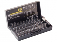 "CK-4509 Set screwdriver bits 1/4"" C6,3"
