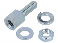 5205817-4 Set of screws for D-Sub