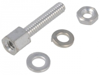 215072-2 Set of screws for D-Sub