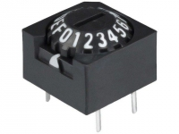 A6A-16R Encoding switch HEX/BCD