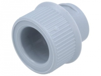 SILVYN-EE-K17-GY Conduit end cover