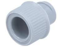 SILVYN-EE-K14-GY Conduit end cover