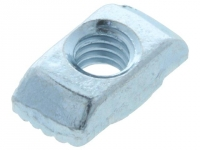 2x FA-096H06410 Nut for profiles