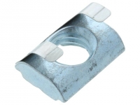 2x FA-096318F Nut for profiles