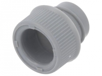 SILVYN-EE-K19-GY Conduit end cover
