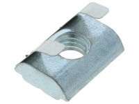 2x FA-096316F Nut for profiles