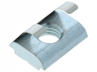 2x FA-096168F Nut for profiles