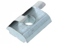 2x FA-096166F Nut for profiles