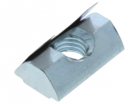 2x FA-096028F Nut for profiles
