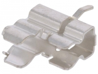 5x 0751.0099 Fuse clips tube fuses