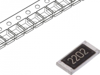 20x SMD2010-22K-1% Resistor thick