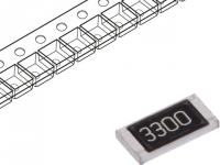 20x SMD2010-330R-1% Resistor thick