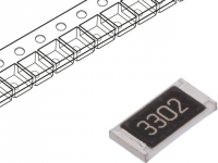 20x SMD2010-33K-1% Resistor thick