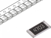 20x SMD2010-470K-1% Resistor thick
