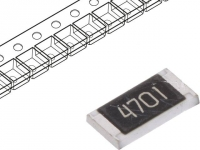 20x SMD2010-4K7-1% Resistor thick