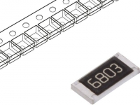 20x SMD2010-680K-1% Resistor thick