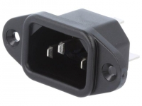 6162.0058 Connector AC supply Type