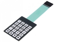 QW-05 Keypad membrane Number of