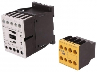 DILMS12-23-24VDC Contactor3-pole Auxiliary