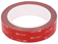 3M-60-25-5 Tape fixing W25mm L5m