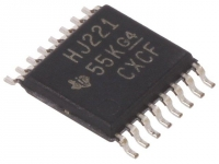 3x CD74HC221PW IC digital