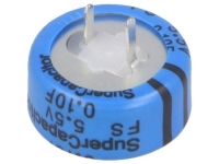 FS0H104ZF Capacitor electrolytic