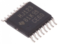 3x CD74HC123PW IC digital