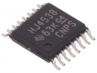 3x CD74HC4538PW IC digital