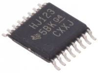 3x CD74HC123PWT IC digital