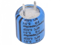 FR0H223ZF Capacitor electrolytic