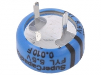 FYL0H103ZF Capacitor electrolytic