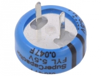 FYL0H473ZF Capacitor electrolytic
