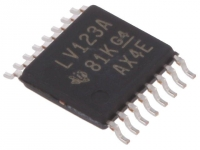 3x SN74LV123APW IC digital