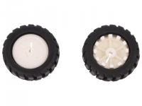 DF-FIT0085 Wheel white, black
