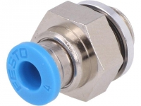 QS-G1/8-4 Push-in fitting