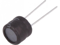 2x COIL0807-8.2 Inductor wire THT