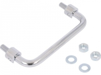 MR-286.3 Handle Mat chromium plated steel