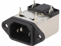 RIX0142P Connector AC supply