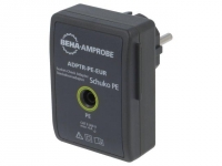 ADPTR-PE-EUR Adapter 4mm SCHUKO