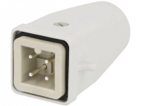 75009601 Connector rectangular