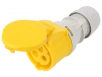 213-4 Connector AC supply plug