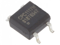 CPC1117N Relay solid state SPST-NO