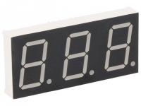 KW3-801AGB Display LED 7-segment